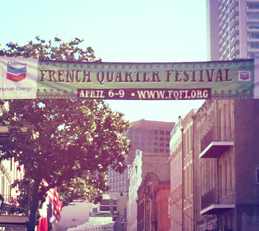 2017 New OrleansFrench Quarter Festival