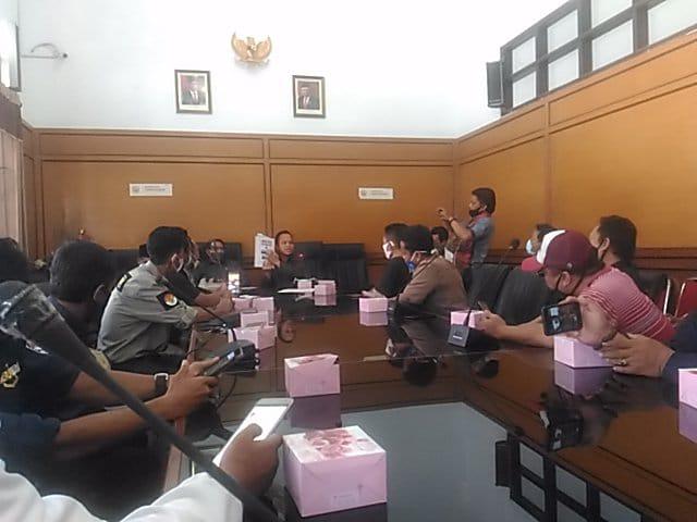 Akhirnya Ketua Komisi I Dari Fraksi Gerindra Kab. Majalengka Meminta Maaf