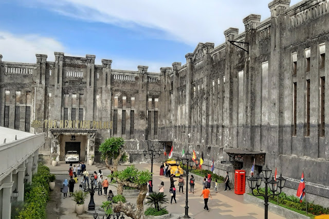 wisata The Haritage Palace di solo