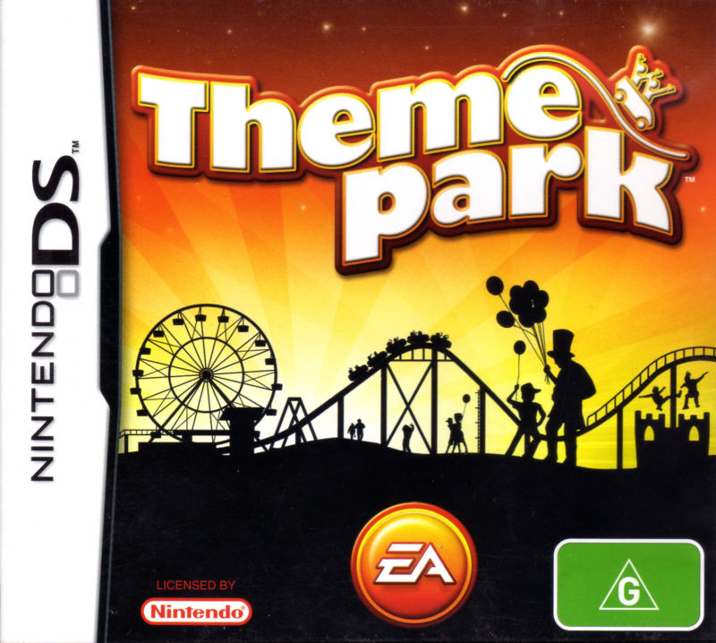 Indie Retro News: Theme Park - One of the best theme park