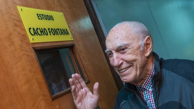 Cacho Fontana se recupera de una nueva internación por deshidratación