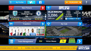 Download DLS 17 v4.04 Mod Chelsea By Yogi Apk + Data