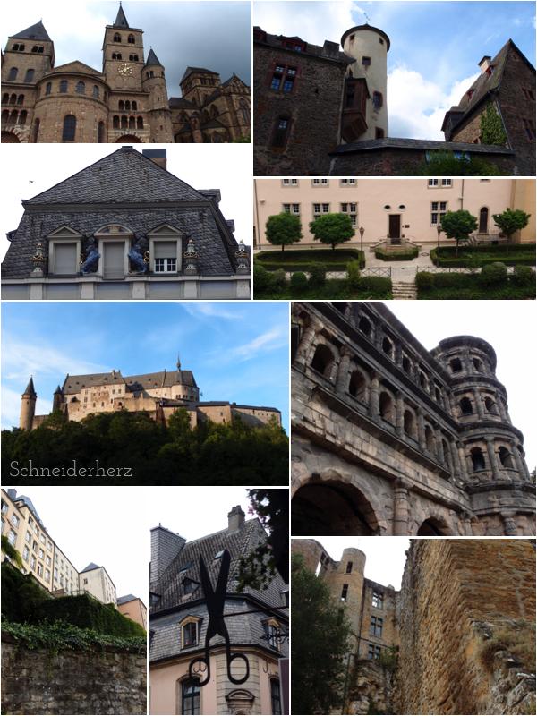 Urlaub Eifel historische Sehenswürdigkeiten