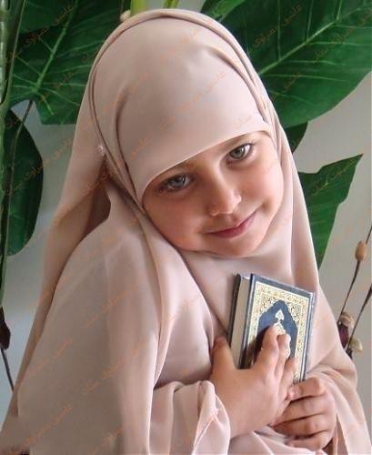 صور اطفال بالحجاب - أجمل الأطفال المحجبات 2021