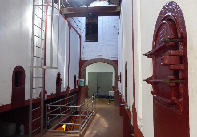 Interior del celler
