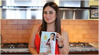 Kareena Kapoor launches book The Pregnancy Bible