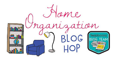 Home Organization Blog Hop