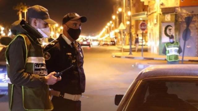 أكادير : سلطات تِيكوين تشدد المراقبة في مدخل المنطقة