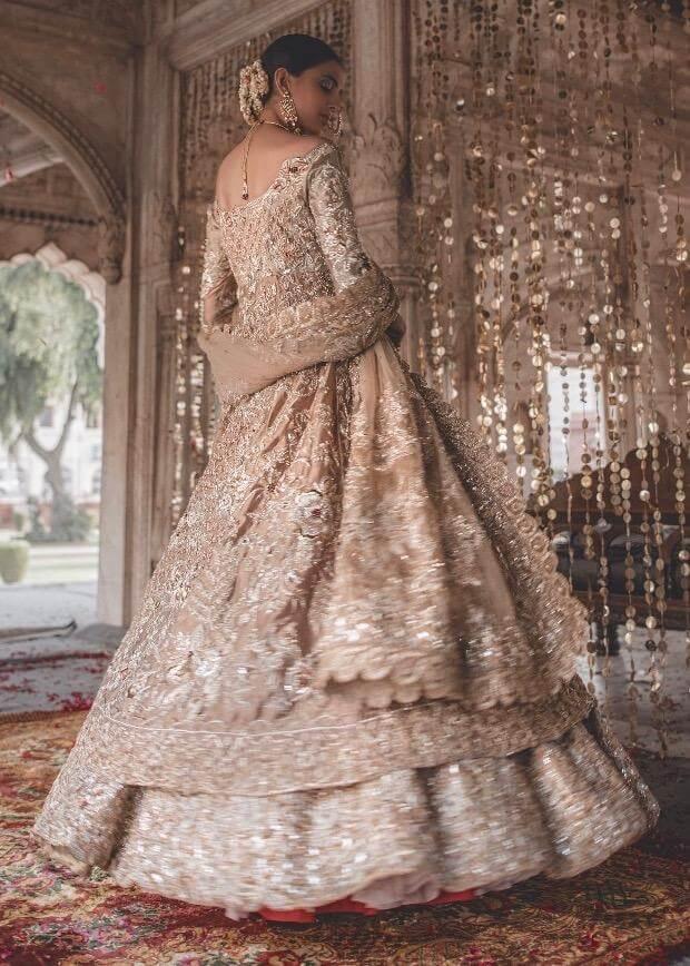Latest Zainab Salman Bridal Collection Features Pakistani Barat Dresses