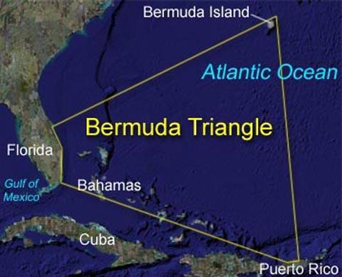 NOAA: 'Tam giác quỷ Bermuda sẽ mãi là một huyền thoại'