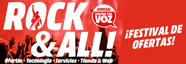 Mejores ofertas folleto Rock & All ¡Festival de ofertas! de Media Markt