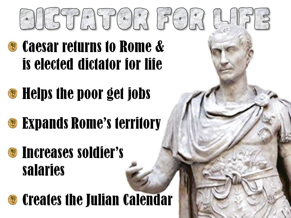 what was the relationship between mark antony and julius caesar