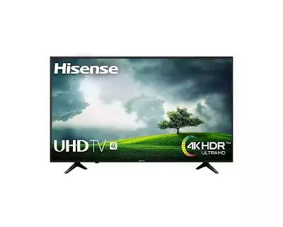 "Smart TV Hisense 55"" Hisense H55A6100"