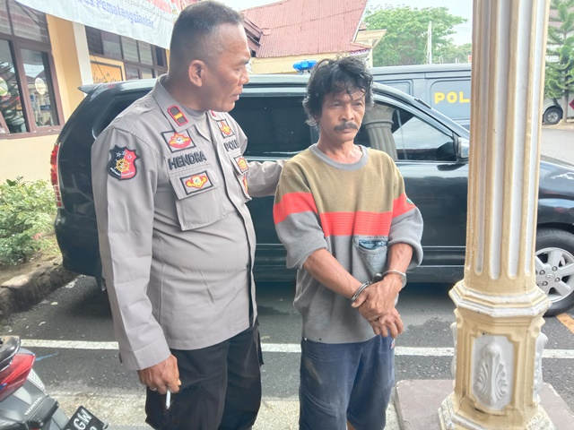 Rumah Ajudan Kapolres Siantar Dibobol Maling, Pelaku Diringkus dari Komplek SBC