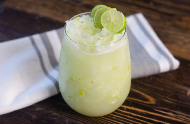Key Lime Cocktail #drinks #alcohol