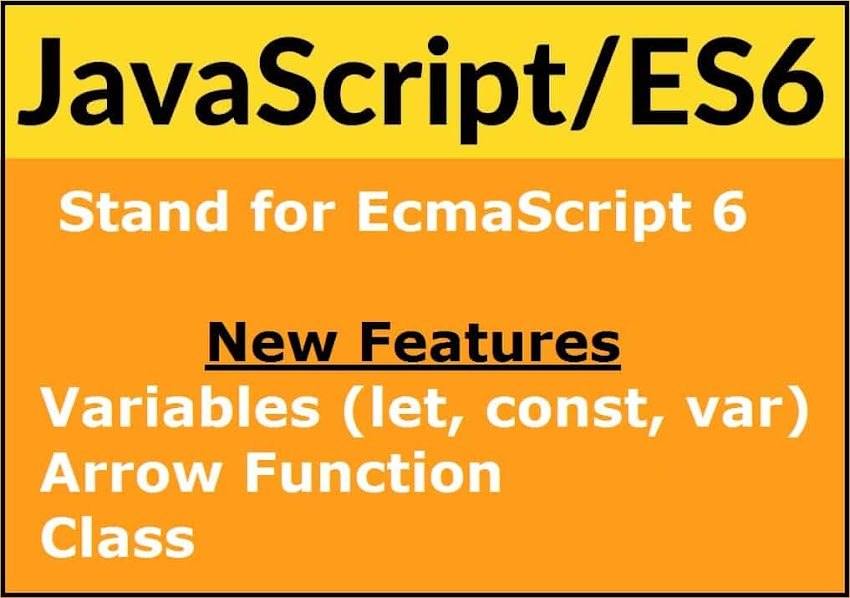 What is ES6 javascript | Use ES6 in React js