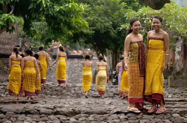 Desa Tenganan Bali