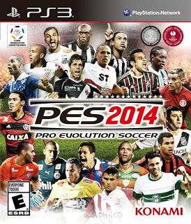 PES 2014 Pro Evolution Soccer PS3 Torrent