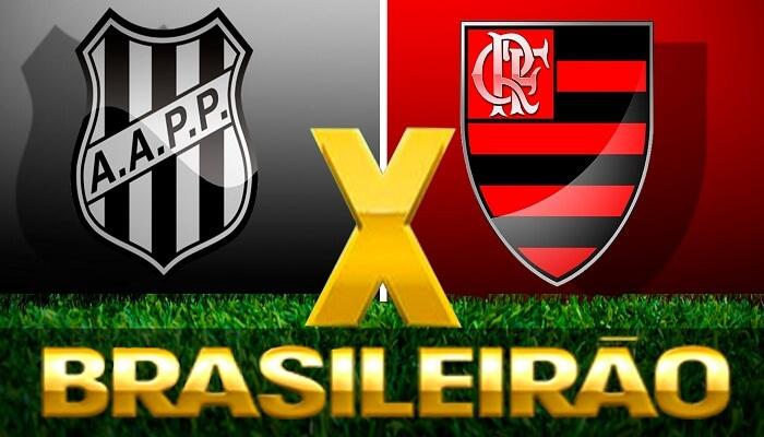 Partido Flamengo vs Ponte Preta ONLINE