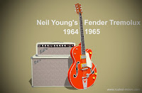 Neil Youngs Fender Tremolux