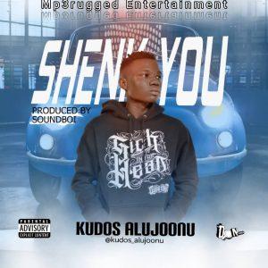 Kudos Alujoonu – Shenk You (Prod. By Sound Boi) Poste