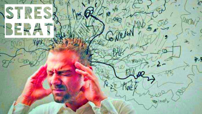 Tanpa Kamu Sadari 6 Tanda-tanda kamu Stres Berat
