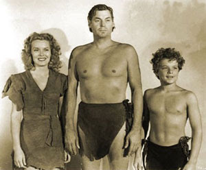 Johnny Weissmüller, Tarzan