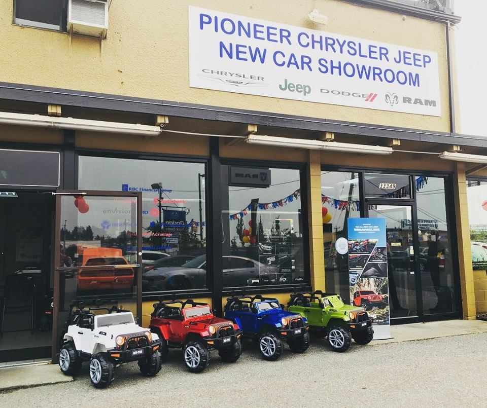 Pioneer Auto Group >> Pioneer Auto Group