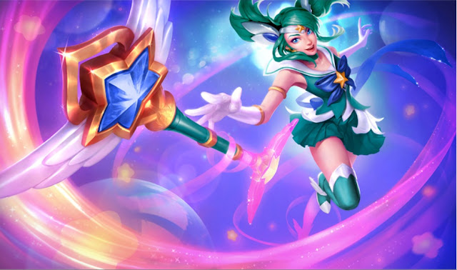 Skin Lux Sailor Neptune
