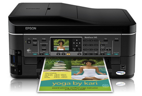 Epson WorkForce 545 Driver Download - Windows, Mac