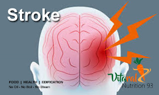 Vitaral - Causes and Prevention of Strokes looking at the brain