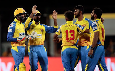 CHE vs DIN TNPL 2019 1st match cricket win tips