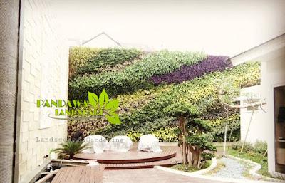 jasa pembuatan vertical garden yogyakarta