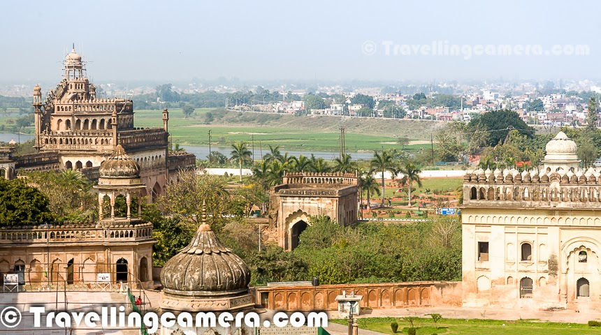 Bada Imambada A Must Visit Place In Lucknow City Of