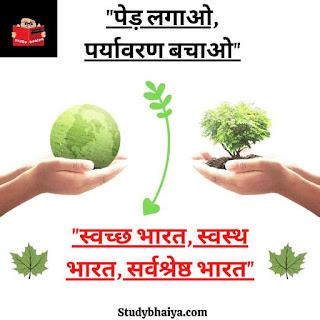 स्वच्छ भारत अभियान का पर्यावरण पर प्रभाव