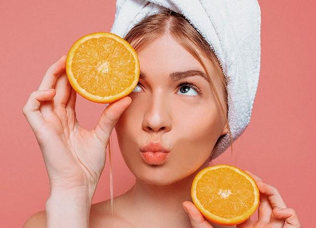 Saúde: Conheça os benefícios da vitamina C e E para saúde da pele