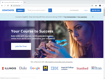 Coursera The Best Education Websites for Online Courses