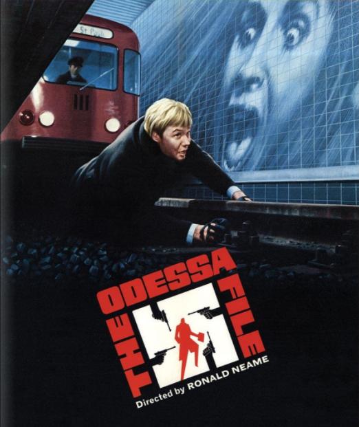 Odessa Nazi ratlines secret societies cold war Germany crime SS