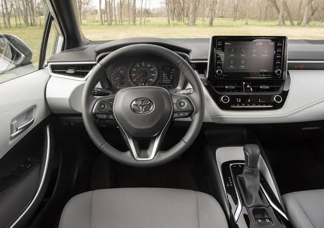 Novo Toyota Corolla 2.0 CVT 2020
