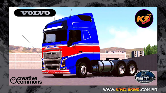 VOLVO FH16 750 - STYLO ETS2