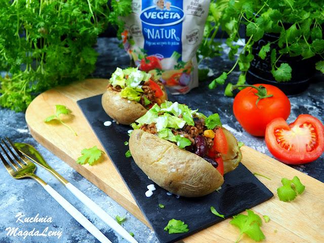 Ziemniak taco