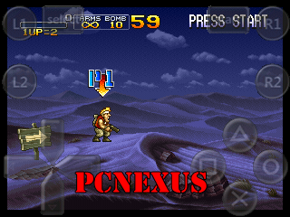metal slug x on fpse