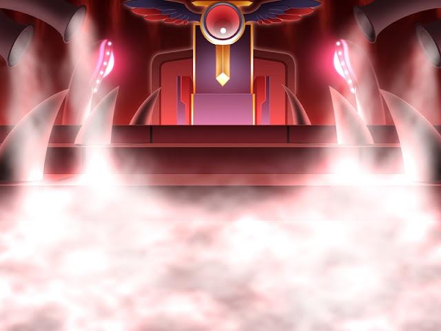 Final Boss Scenery (Anime Background)