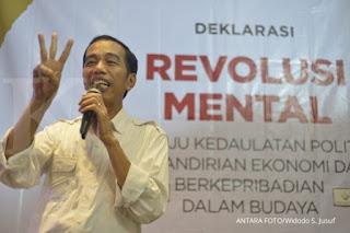 Survei LSI, Nama Jokowi Masih Teratas sebagai Capres