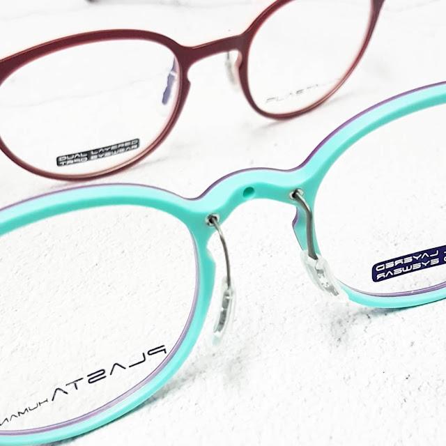 PLASTA Human 韓國眼鏡