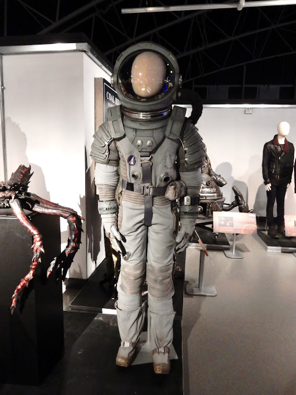 Doctor Who Kill the Moon spacesuit