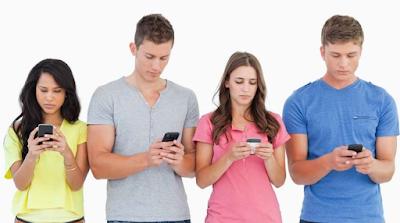 Solusi Dampak Negatif Kecanduan Smartphone