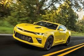 Carro Novo Camaro Amarelo Demostração