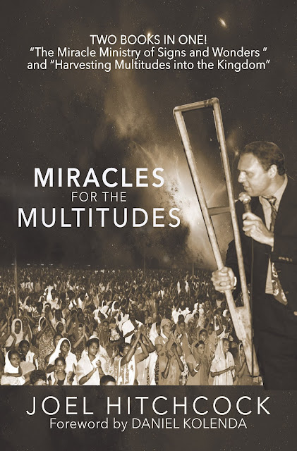 "Joel's book, ""Miracles for the Multitudes"""