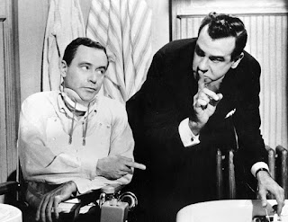 Jack Lemmon Walter Matthau The Fortune Cookie comedy